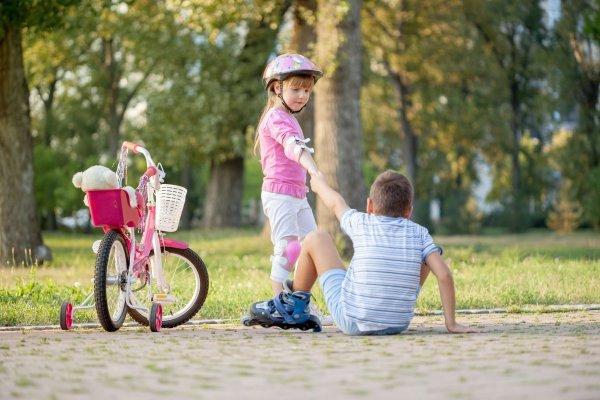 mengajarkan kebaikan pada anak