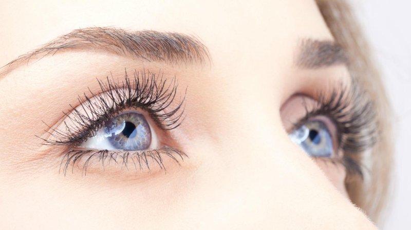 kecantikan mata