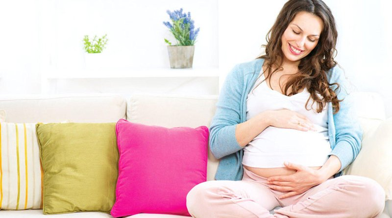 kehamilan pertama dan kedua jaraknya dekat 03