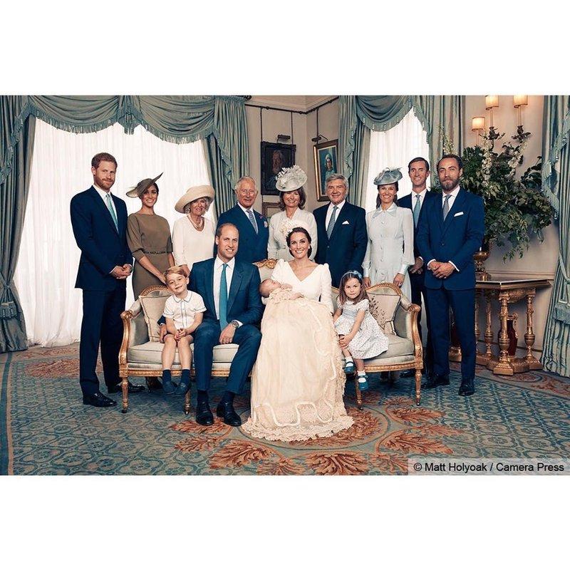 keluarga kerajaan inggris 1