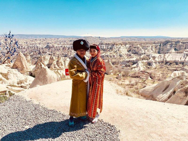 Anang-Ashanty Rayakan 7 Tahun Pernikahan, Begini Perjalanan Cinta Keduanya