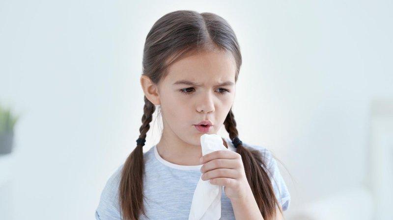 batuk pada anak