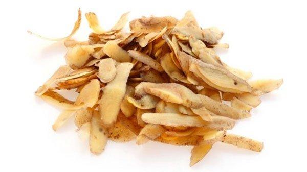 manfaat kulit kentang