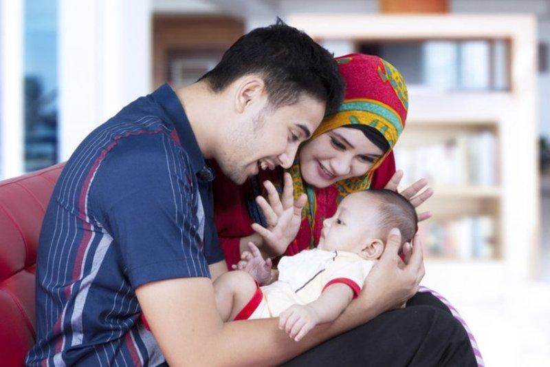 keluarga harmonis menurut islam
