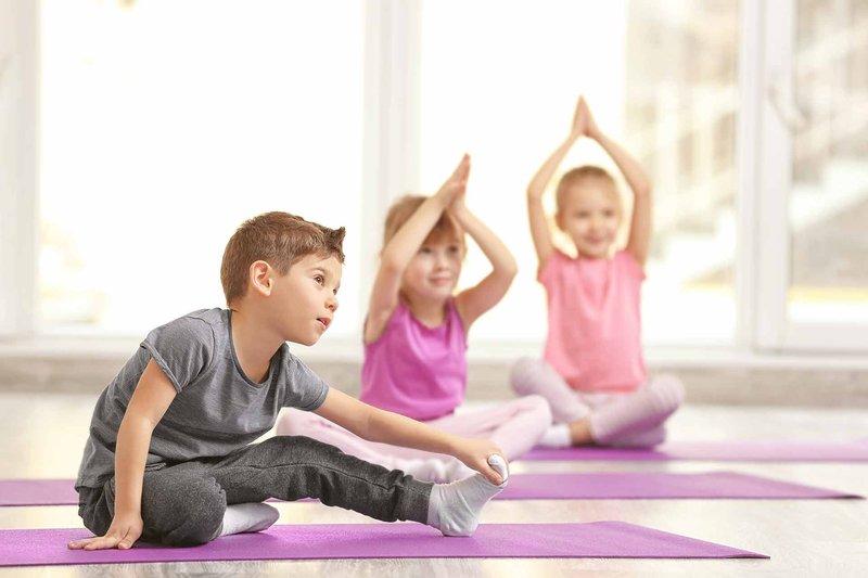 Menguatkan otot anak