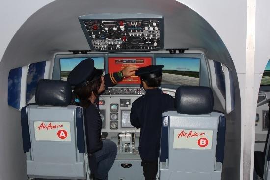 kidzania pilot