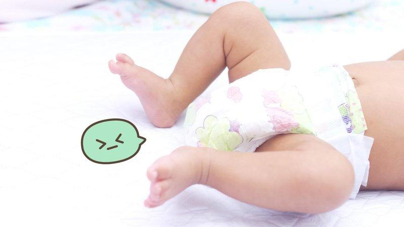 Warna tinja bayi