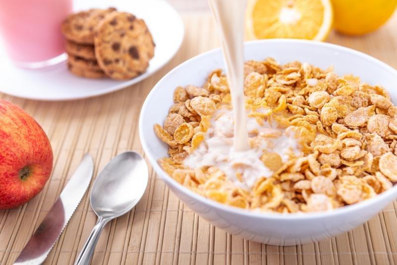 kombinasi makanan sehat untuk anak sereal dan susu.jpg