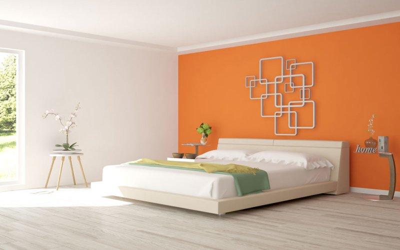Orange dan Putih