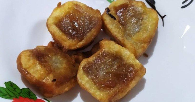 kue keranjang khas Imlek