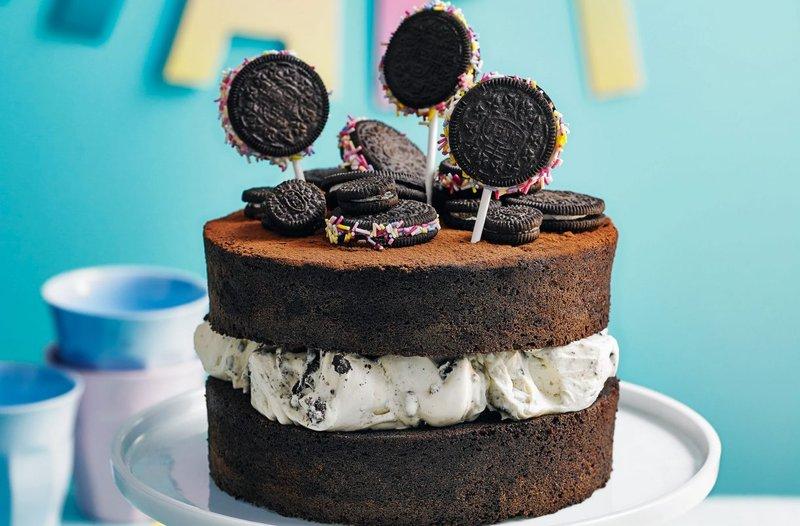 4 Inspirasi Kue Ulang Tahun Buatan Sendiri Untuk Si Kecil