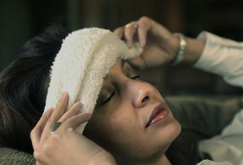 migrain saat hamil