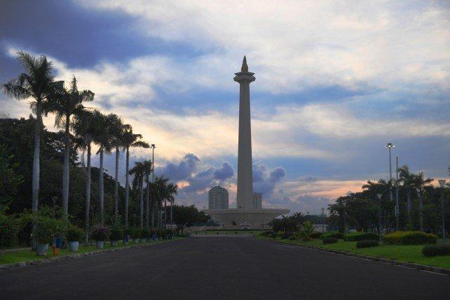 tempat wisata Indonesia yang sepi