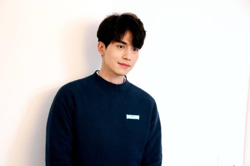 lee dong wook cover