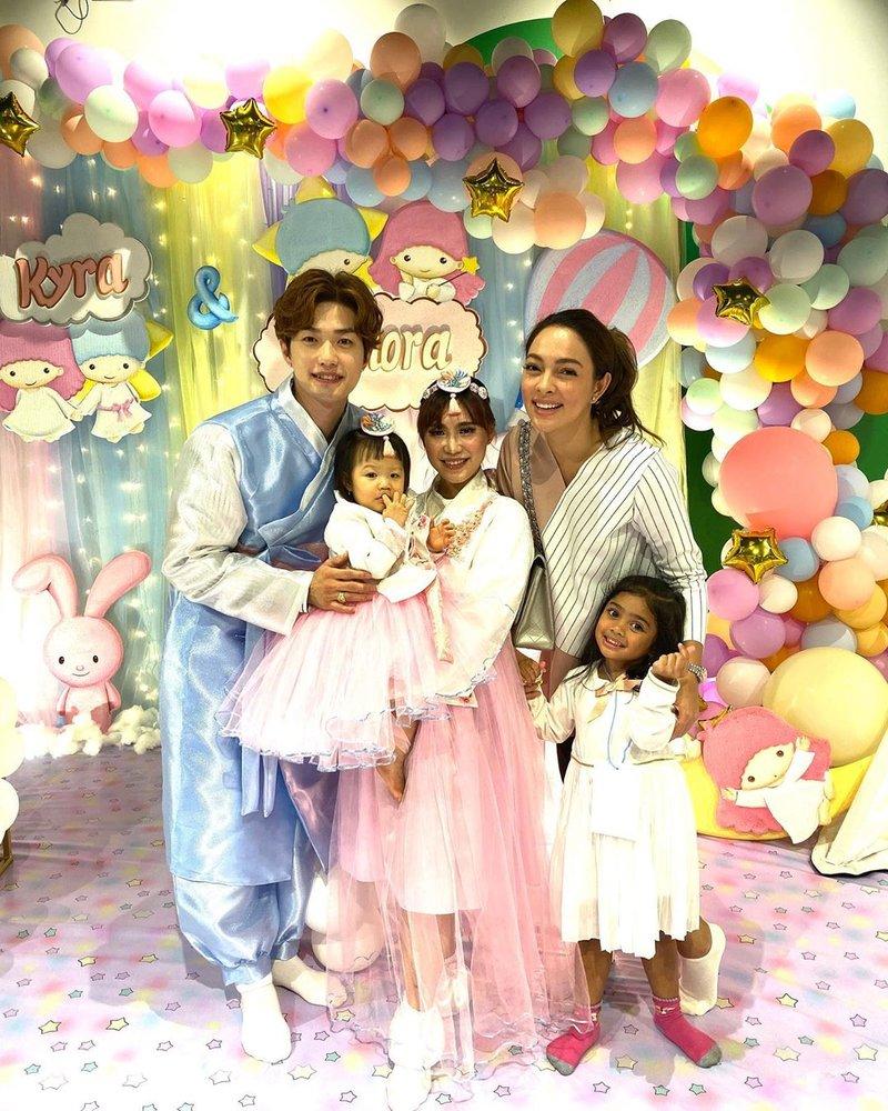 keluarga lee jeong hoon, lee jeong hoon