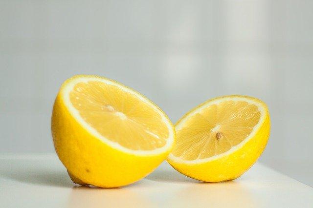 masker susu dan lemon