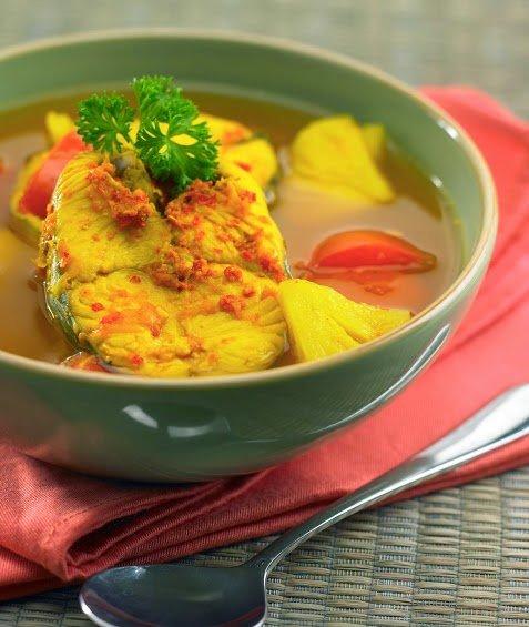 makanan khas nusantara di Indonesia