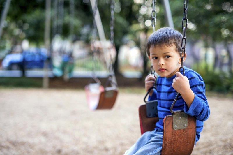 anak stres, anak, stres, penyebab