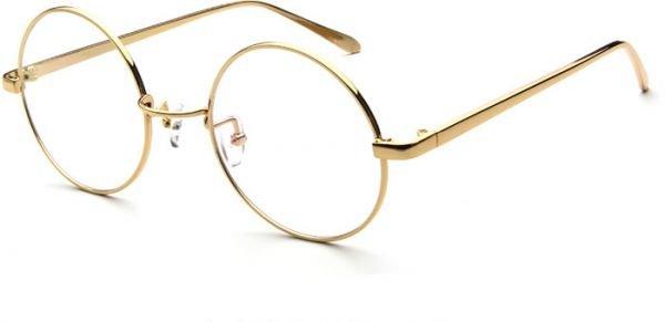 bentuk kacamata untuk wajah bulat