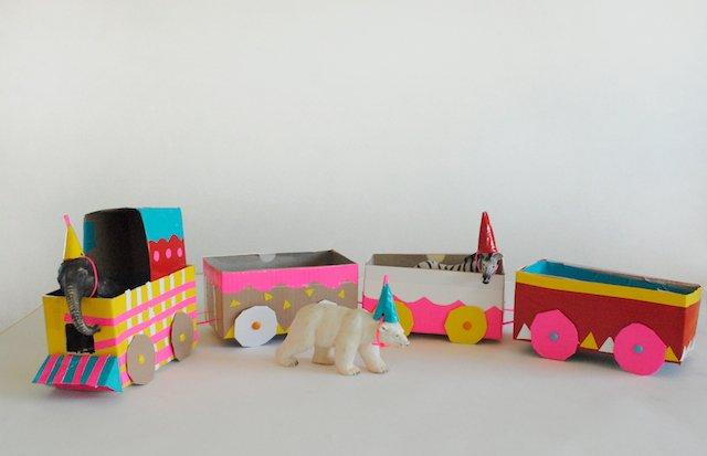 mainan dari barang bekas