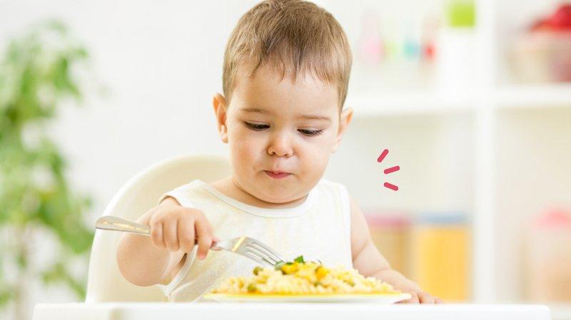 perkembangan bayi 20 bulan: nutrisi