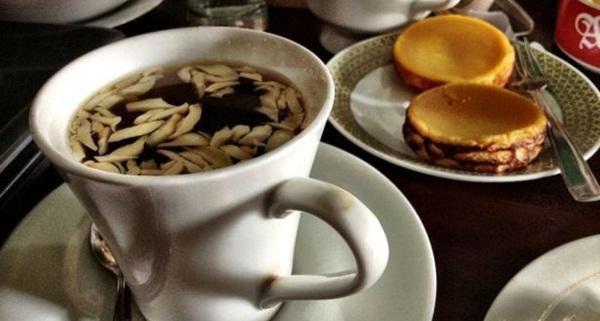 makanan khas maluku - kopi sibu sibu