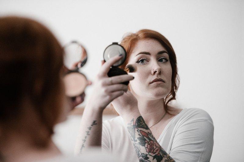 make up aman saat hamil
