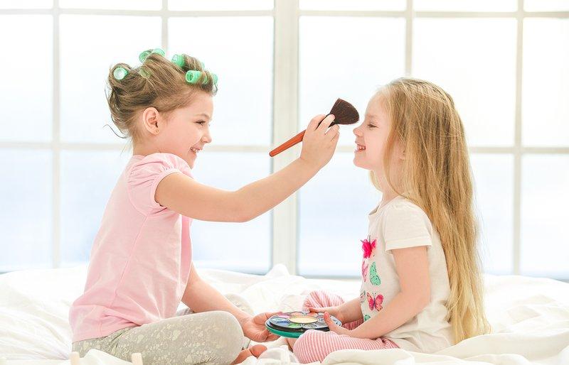 makeup untuk anak