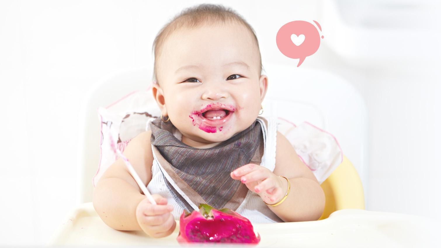 8 Manfaat Buah Naga Sebagai Mpasi Bayi Berbagi Tips Parenting