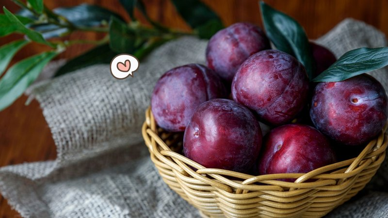 Buah plum dapat dimakan langsung