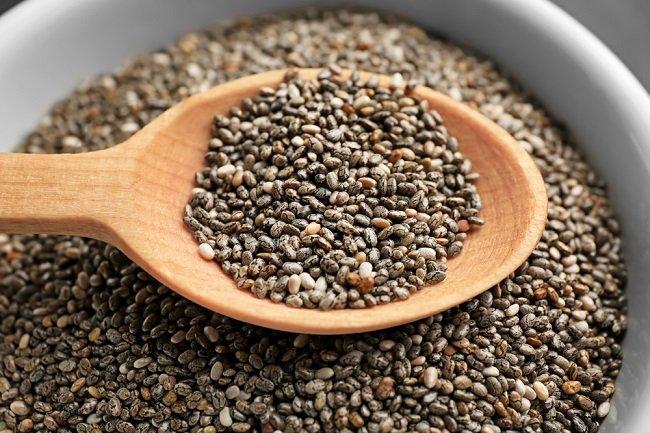 efek samping chia seed