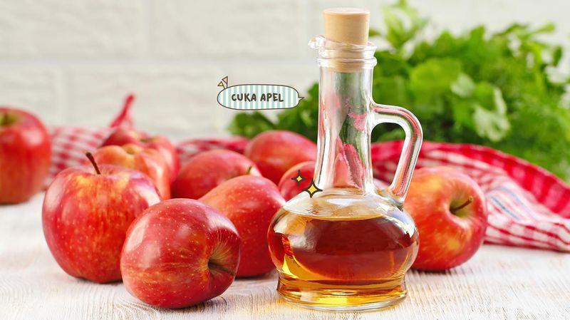 Cara Penggunaan Cuka Apel Untuk Kulit Yang Sedang Berjerawat