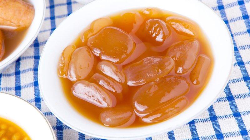 resep manisan kolang kaling