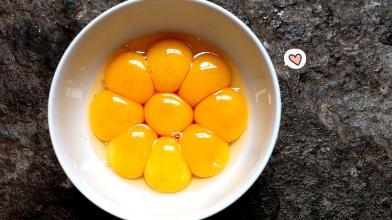 39++ Manfaat kuning telur mentah trends