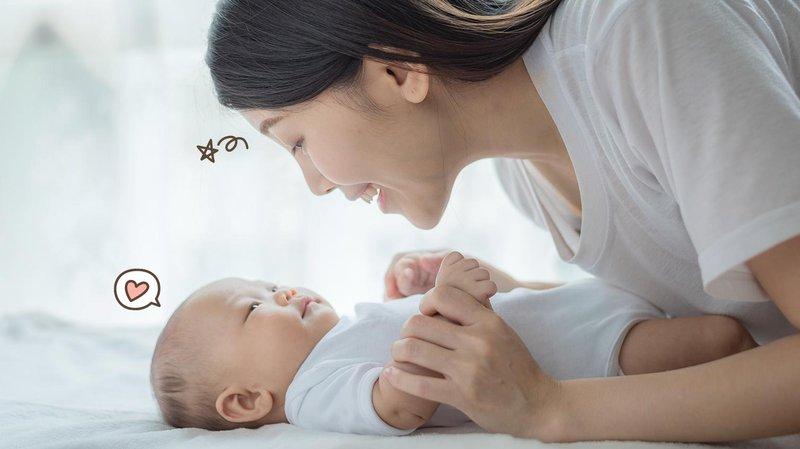 manfaat mengobrol dengan bayi hero