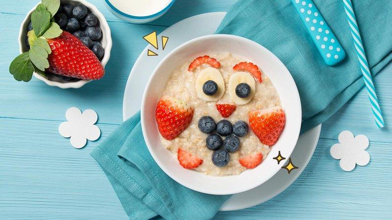 oatmeal obat kuat alami