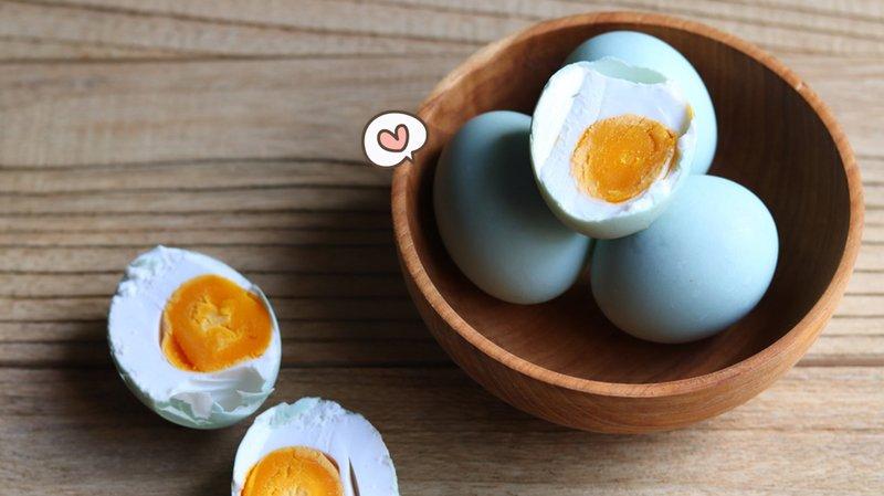 Gurih Nan Lezat, Ketahui 6 Manfaat Telur Asin untuk Kesehatan Berikut