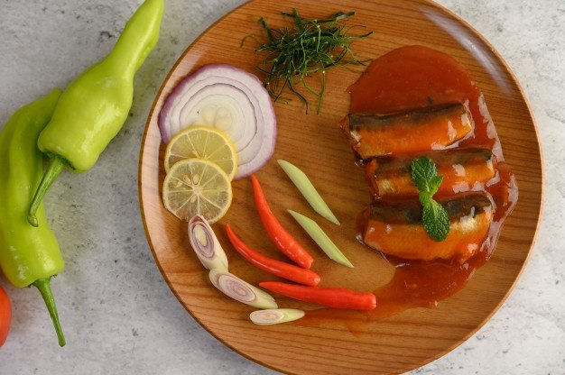 Manfaat Ikan Sarden
