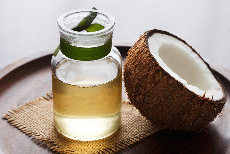 penyajian manfaat minyak kelapa untuk ibu hamil