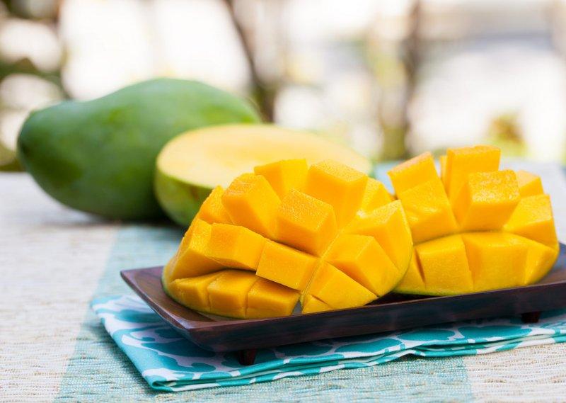 buah yang menjadi sumber vitamin a adalah mangga