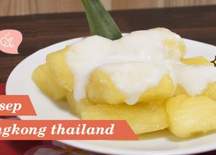 5 Resep Singkong Thailand yang Manis dan Gurih, Yuk Coba!