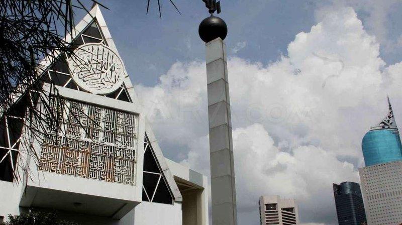masjid karya ridwan kamil, masjid unik ridwan kamil