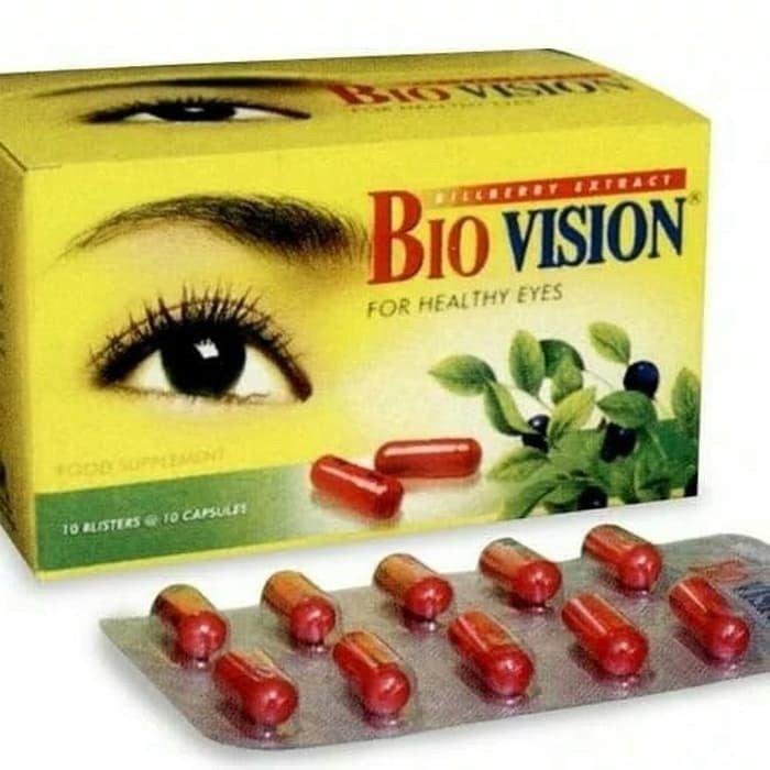 Vitamin Mata Bio Vision