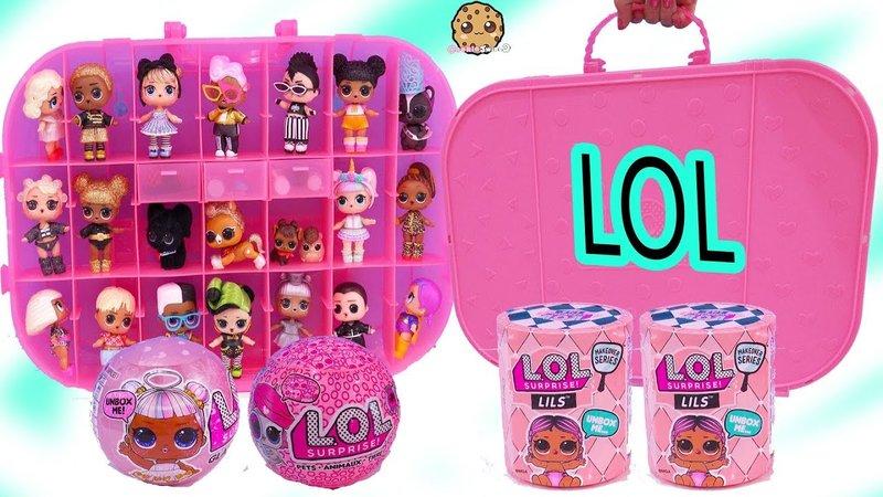 Kata Psikolog Mengapa Mainan Lol Surprise Begitu Digilai Anak-anak