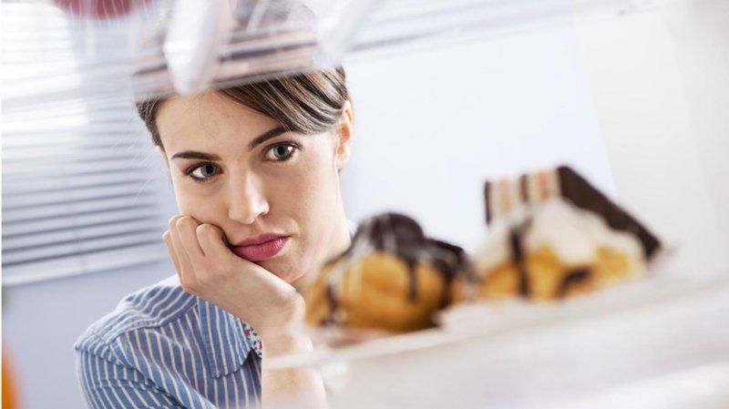 menghindari makanan atau mengidam aneh