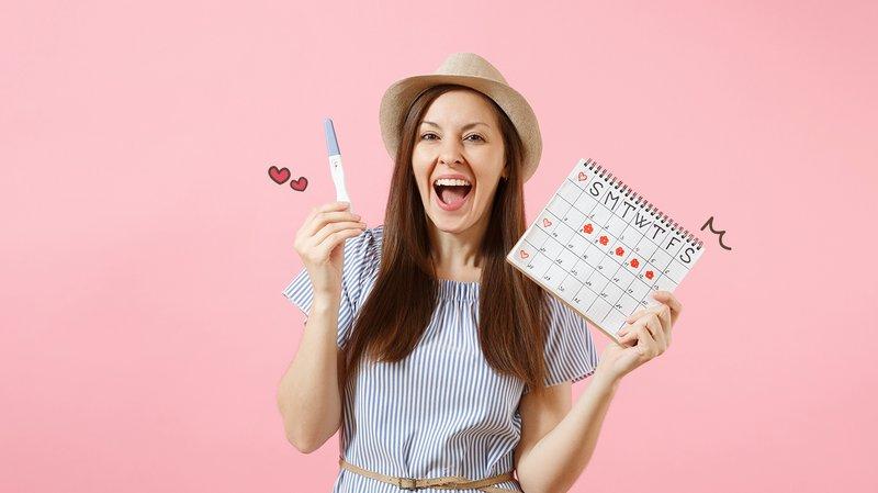 Mengatur siklus menstruasi