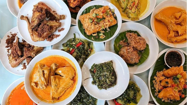 Heboh Boikot Nasi Padang Ini 5 Menu Masakan Padang Yang Paling
