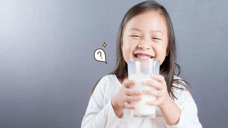 minum susu rendah lemak hero