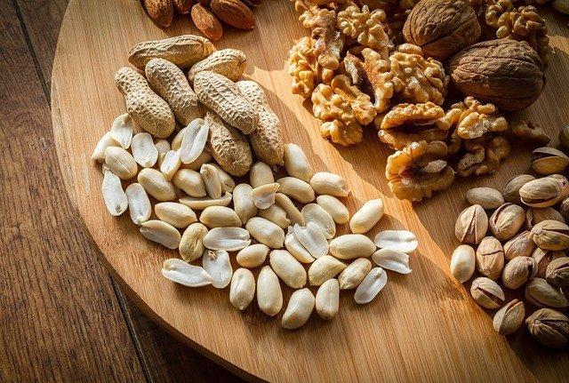 kacang makanan untuk diet sehat