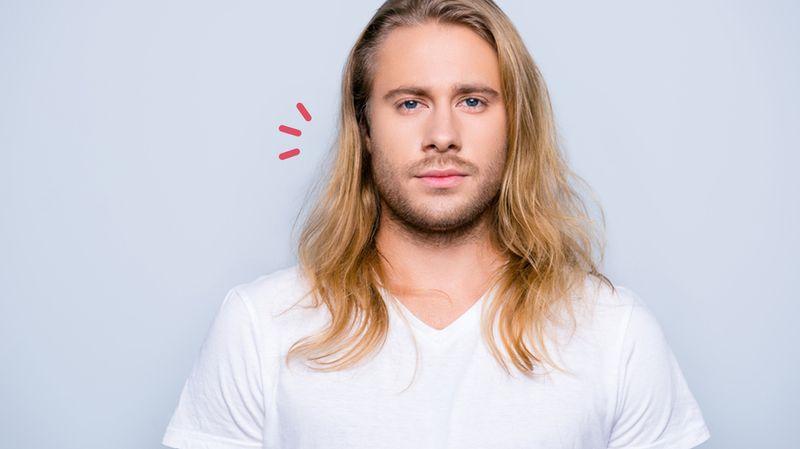 Bosan Dengan Rambut Pendek Ini 8 Model Rambut Pria Panjang Yang Bisa Dicoba Orami